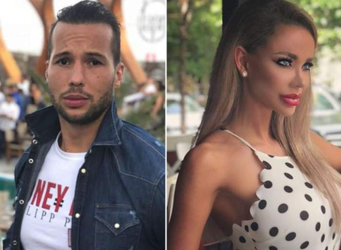 Bianca Drăguşanu şi Tristan Tate, împreună în vacanţă?! Imaginile care îi dau de gol