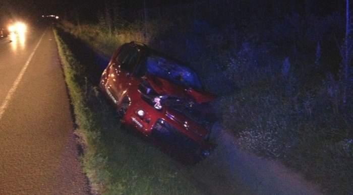 Accident foarte grav în Botoşani! Tată şi fiu, morţi după ce un şofer a dat cu maşina peste ei