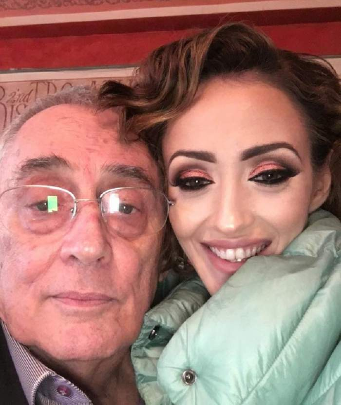 """Fiica lui Horia Moculescu, declaraţii despre starea de sănătate a compozitorului: """"Îl voi iubi şi după ce moartea ne va despărţi"""""""