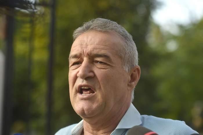 """Gigi Becali a refuzat o ofertă de 14 milioane de euro pentru un fotbalist de la FCSB! """"Mă rog să rezist la 20"""""""