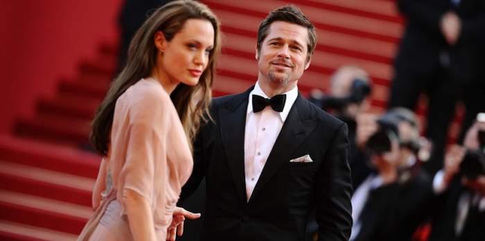 Se aprinde războiul! Angelina Jolie acuză că Brad Pitt nu plătește destul pentru pensia alimentară