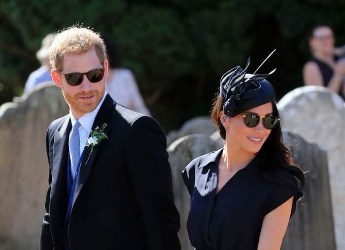Meghan Markle este însărcinată?! Cum s-a dat Prinţul Harry de gol