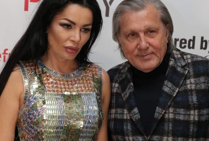 """Cum o """"arde"""" Brigitte Năstase în vacanţă cu noul iubit, în plin scandal cu Ilie Năstase"""