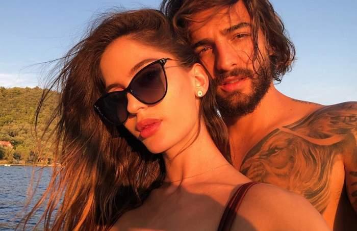 """VIDEO / Toată femeile îl doresc, dar este """"luat"""". Maluma s-a afișat în ipostaze tandre, cu iubita lui"""