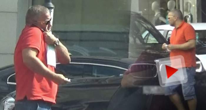 VIDEO PAPARAZZI / Fiul Irinei Loghin e pericol public! Ciprian nu are nicio treabă cu siguranţa circulaţiei