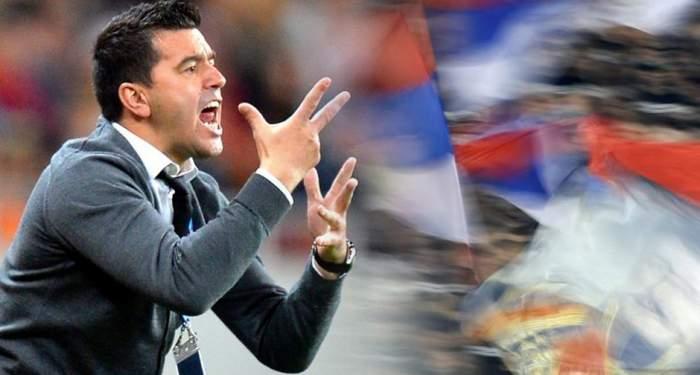"""EXCLUSIV! A pus guriţa pe ei! Mesajul pe care Cosmin Contra l-a transmis """"tricolorilor"""" după egalul cu Serbia"""