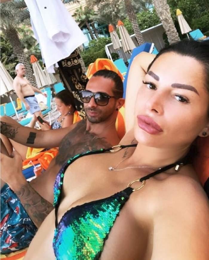 """FOTO / El este bărbatul cu care Brigitte Sfăt petrece timp în Dubai! Prima poză cu faţa """"noului partener"""""""