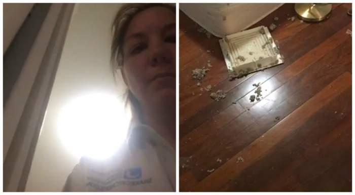 VIDEO / Descoperirea uluitoare făcută de o familie din Australia. Incredibil ce se afla în dormitor, când s-au întors acasă!