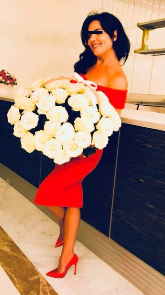 FOTO / Ilie Năstase şi-a dat gata noua iubită! Orice femeie ar râvni la un asemenea cadou