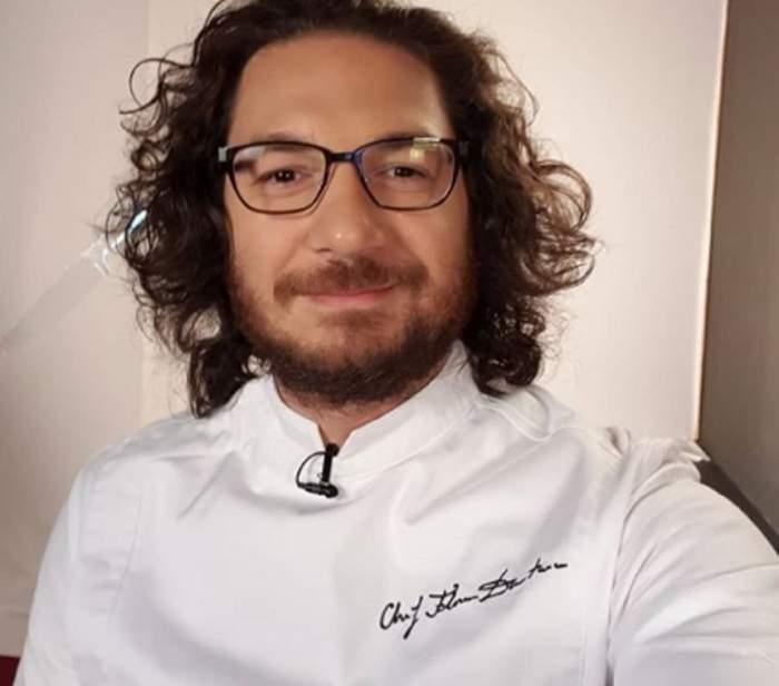 """VIDEO / Chef Florin Dumitrescu are o pasiune neașteptată: """"Aștept propuneri pentru colaborare"""""""