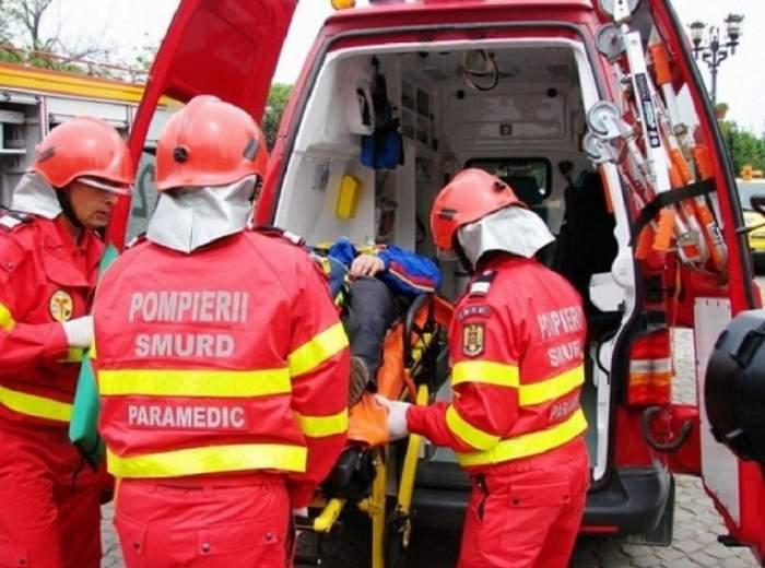 Două surori și mama lor au fost spulberate de o mașină, în Iași. Șoferul era începător
