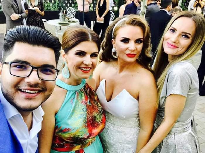 Cântăreața de muzică populară Marcela Fota s-a măritat! Alesul este cel care o părăsise înainte de nuntă, în urmă cu doi ani!