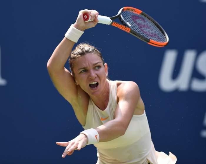 """Şoc în tenis! Simona Halep s-a accidentat şi nu ştie dacă joacă la Wuhan! """"24 de ore foarte dificile"""""""