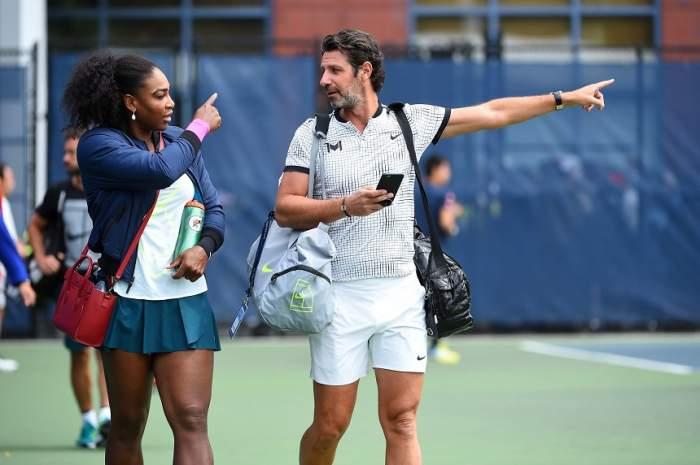 """Serena Williams, război total cu propriul antrenor! """"De ce ai face asta?"""""""