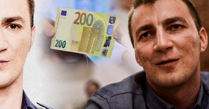 EXCLUSIV / Poliţistul pamfletar Marian Godină, scandal din cauza banilor! A luat o decizie radicală
