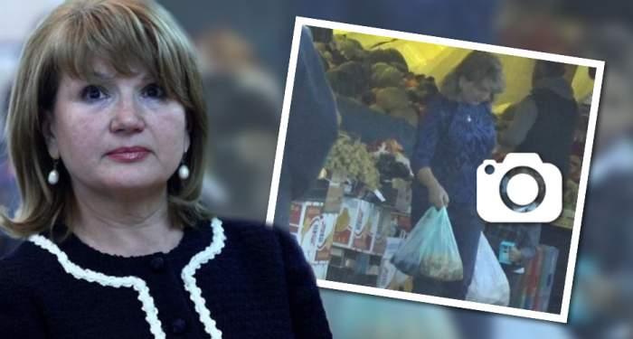 VIDEO PAPARAZZI / A fost Prima Doamnă a României, dar se comportă precum oamenii obişnuiţi! Ce a făcut Maria Băsescu de faţă cu nepoţii săi