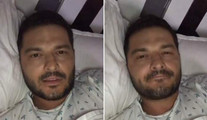 """VIDEO / Liviu Vârciu nu scapă de probleme! S-a filmat plângând: """"E tot aici"""""""