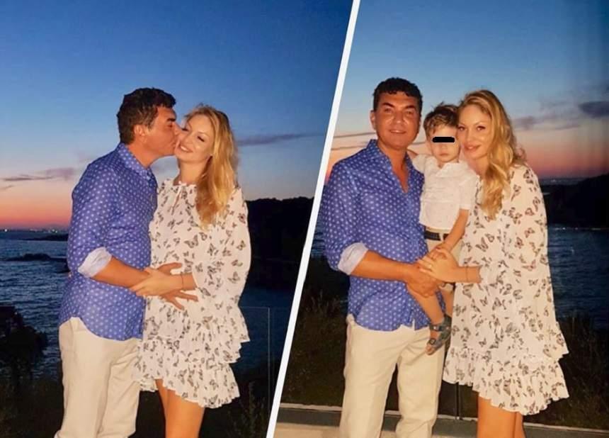 FOTO / Imagine ţinută ascunsă până acum! Cum au mers în maşină Valentina Pelinel şi Cristi Borcea în ziua în care s-au căsătorit