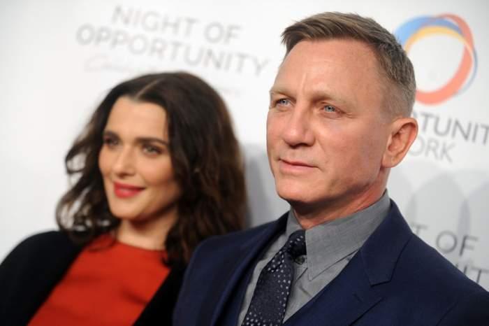 """""""James Bond"""" a devenit tătic, la 50 de ani! Daniel Craig și Rachel Weisz sunt în culmea fericirii"""