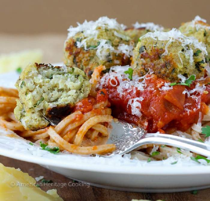 REȚETA ZILEI: Chifteluțe vegetariene din quinoa