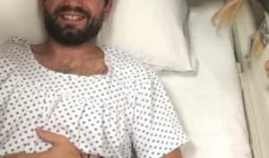 Ultima oră! Tocmai a ieşit din operaţie. Cum se simte tenismenul