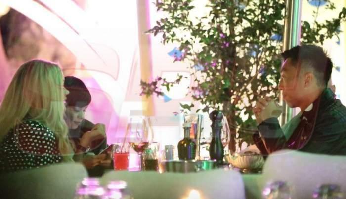 VIDEO PAPARAZZI/ Bianca Drăguşanu, cina alături de un bărbat misterios! Noi am aflat cine e