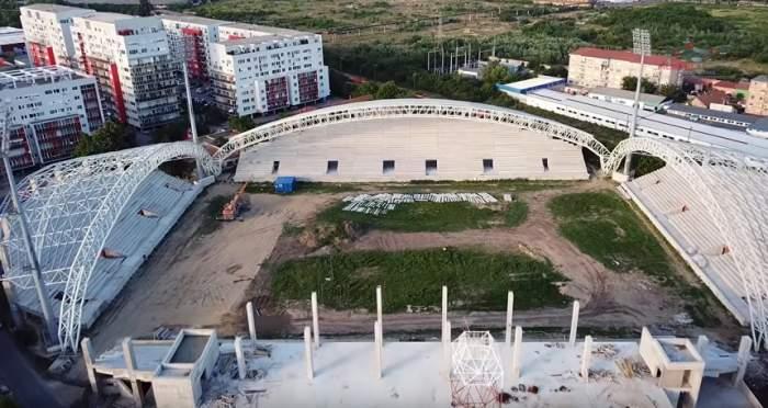Stadion de 7 milioane de euro pentru o echipă de tradiție! Când este estimată inaugurarea