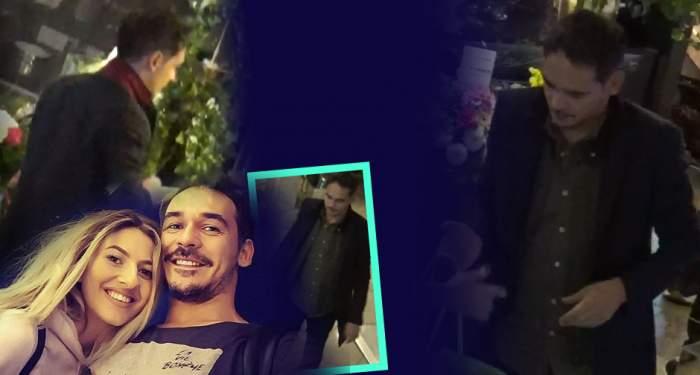 VIDEO PAPARAZZI / Orice femeie ar vrea să fie în preajma lui! Iată cât de galant este Răzvan Simion