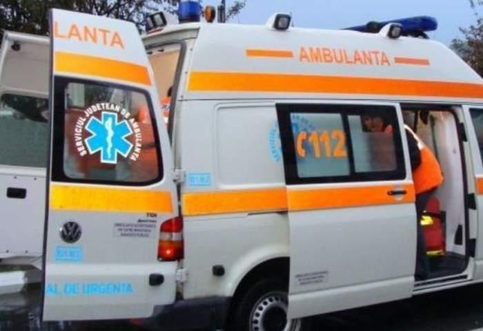 Accident șocant în Vâlcea! Un copil de numai 5 ani a fost lovit de mașină, sub ochii bunicii sale