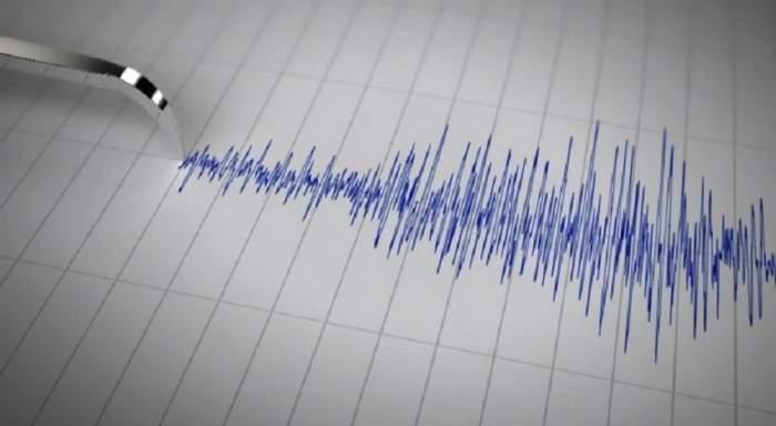 Cutremur cu magnitudine însemnată, în România! Seismul s-a înregistrat în urmă cu puțin timp