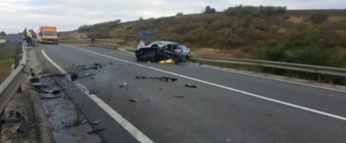 VIDEO / Accident cumplit în Cluj! Trei persoane au murit şi alte două sunt în stare gravă