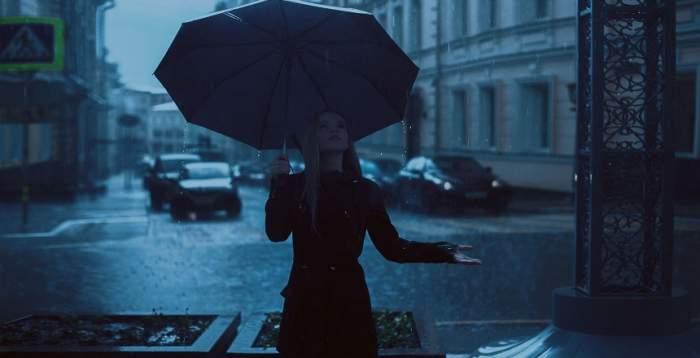 Prima zi din octombrie aduce ploi! Când se încălzeşte vremea