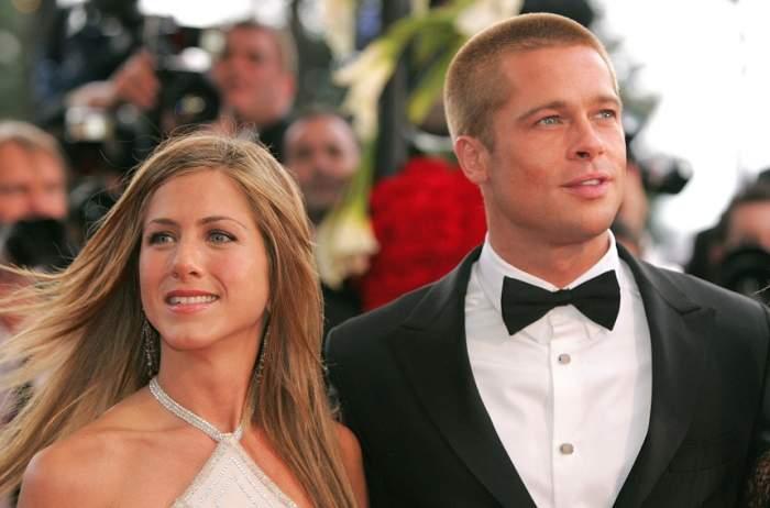 """Brad Pitt și Jennifer Aniston au petrecut o vacanță împreună, în Italia. """"Cupidonul"""" a fost George Clooney"""