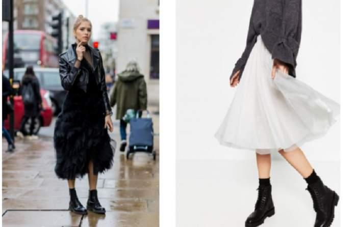 FASHION 2018-2019 | 5 moduri super COOL de a purta ghetele si pantofii toamna aceasta