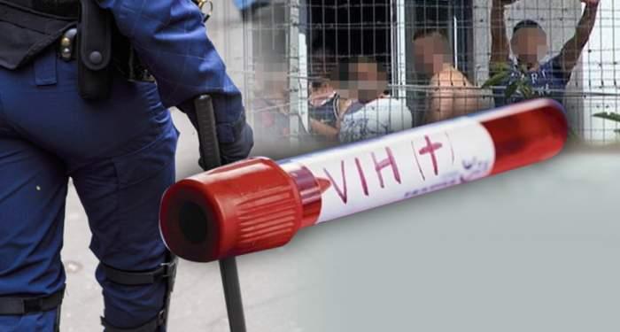 Bolnavii de SIDA s-au revoltat în pușcărie! Gardienii sunt îngroziți!