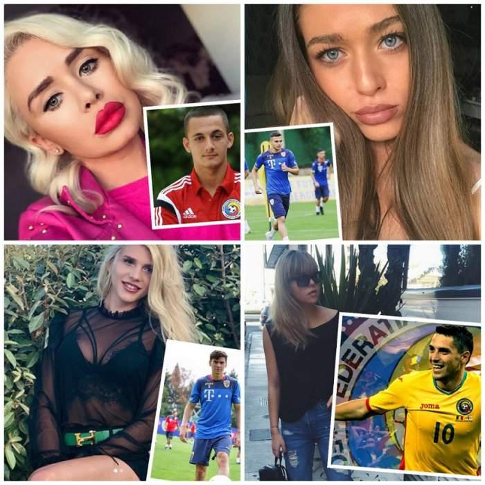 """FOTO / În poarta lor """"marchează"""" fotbaliștii Naționalei! Ele sunt cele mai sexy iubite ale tricolorilor"""