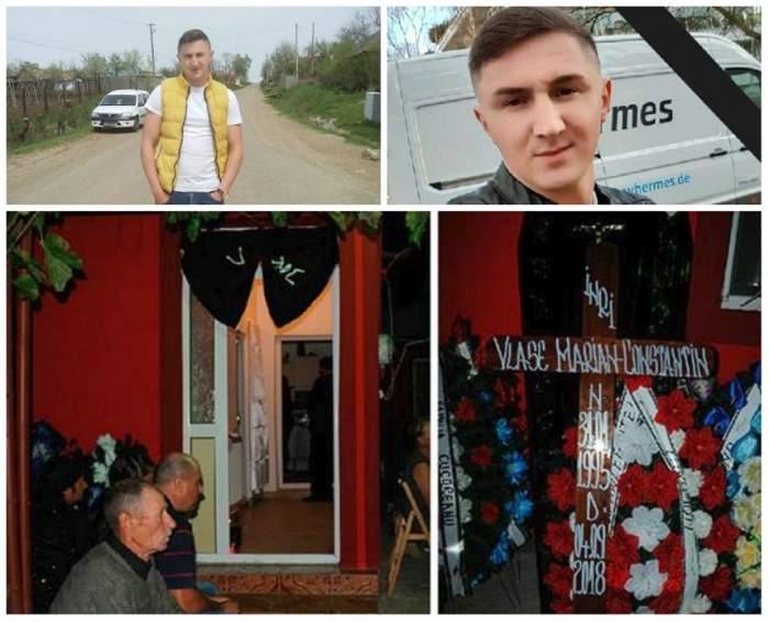 VIDEO / E jale mare acasă la Marian Vlase, tânărul înecat la Costinești. Familia și apropiații, transfigurați de durere