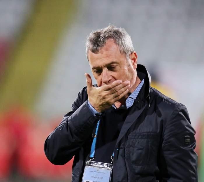 Şoc în fotbalul românesc! Mircea Rednic, acuzat de implicare în meciuri trucate!
