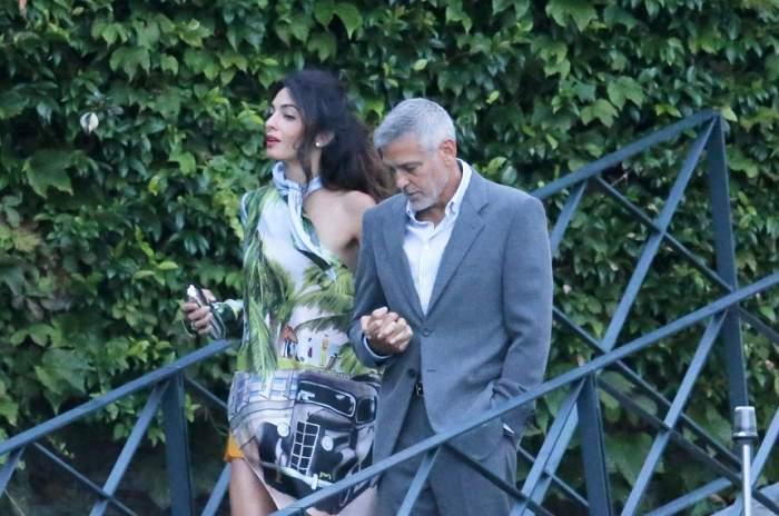 """Dezvăluiri despre """"căsnicia din Iad"""" a lui George Clooney! Amal nu suportă ca actorul să încalce regulile stricte"""
