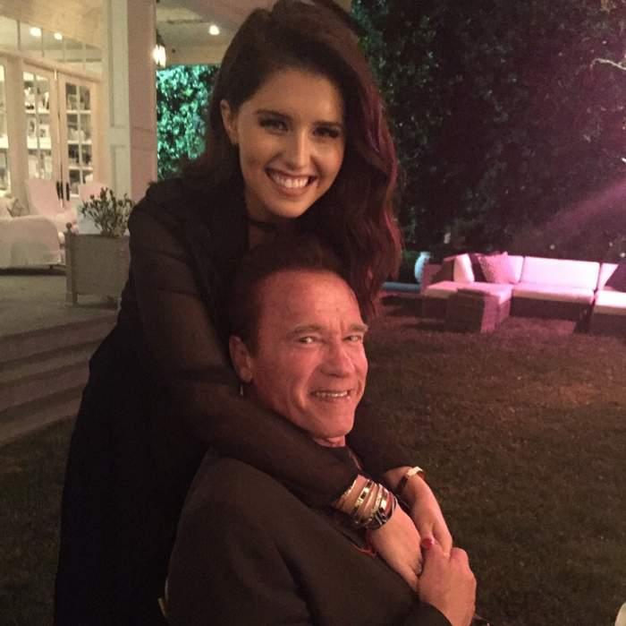 Nuntă mare în familia lui Arnold Schwarzenegger! Fiica actorului se mărită
