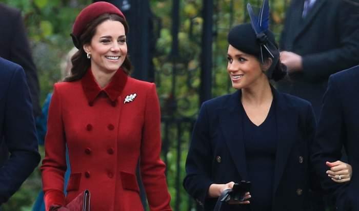 Abia acum s-a aflat! De ce nu a fost Meghan Markle la ziua lui Kate Middleton