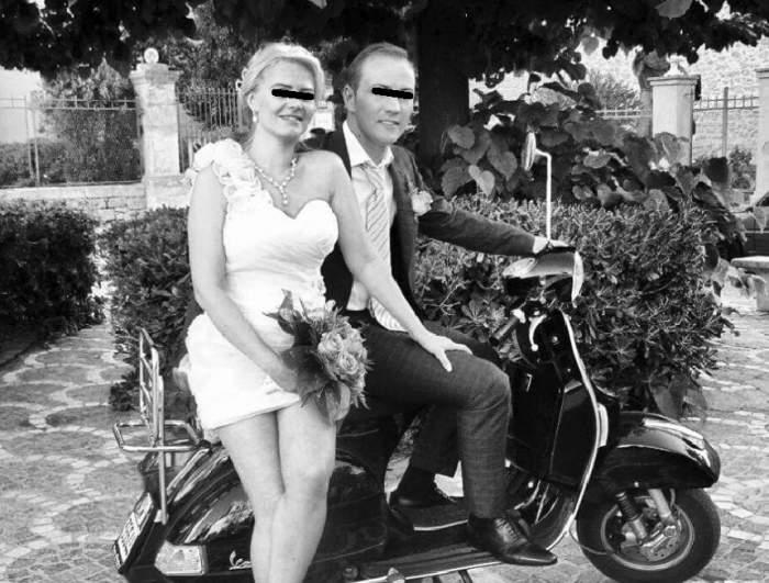 Viorel avea 29 de ani, o soţie şi o fetiţă pentru care muncea! A plecat în Italia, dar se întoarce în sicriu