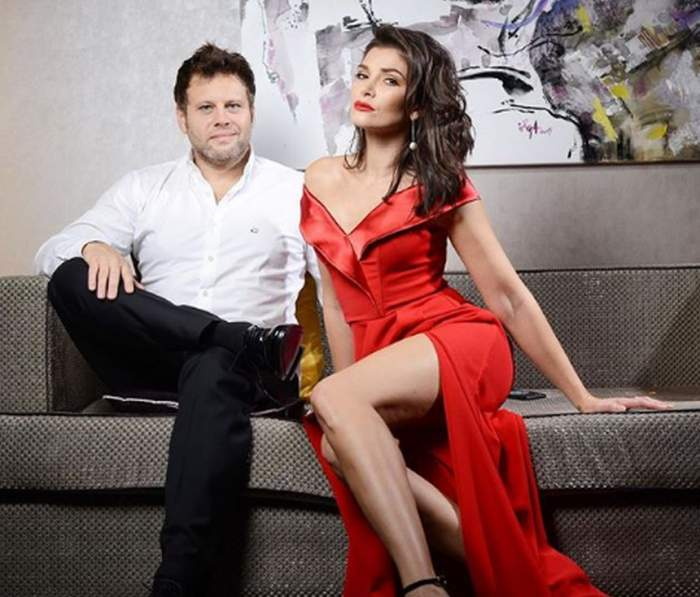 Însărcinată pentru a treia oară, Alina Puşcaş este o mămică hot. Cât de bine arată în costum de baie!