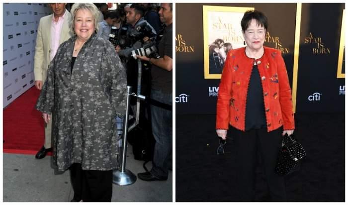 Actrița Kathy Bates a reușit să slăbească 27 de kilograme! Care este cheia succesului ei