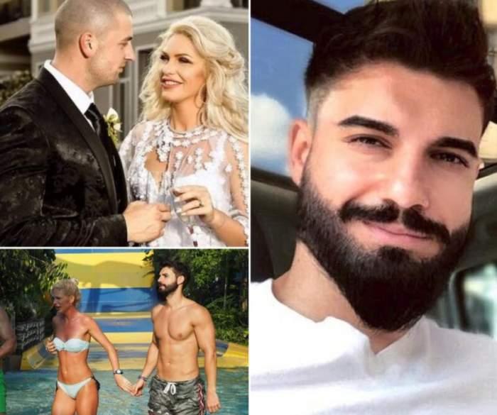 """Prima reacţie a lui Bogdan, după ce s-a aflat de noaptea de iubire dintre Hannelore şi ispita Andi. """"Viaţa merge înainte"""""""