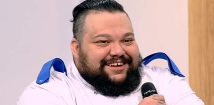 """VIDEO / Ce va face Mihai Munteanu-Munti, cu banii pe care i-a câștigat la """"Chefi la cuțite"""": """"Suntem doi la număr"""""""