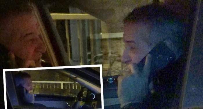 VIDEO PAPARAZZI / E stăpân la FCSB şi se crede regele şoselelor! Gigi Becali, surprins în timp ce încălca legea la volan