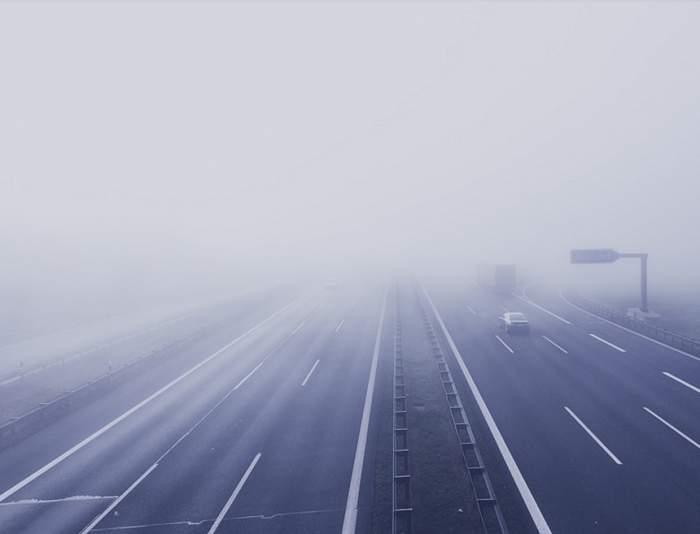 Cod galben de ceaţă, pentru mai multe judeţe din România! Avertismentul meteorologilor