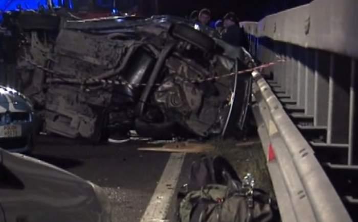 Accident cumplit în Italia! Un tânăr român a murit, iar un altul e în comă