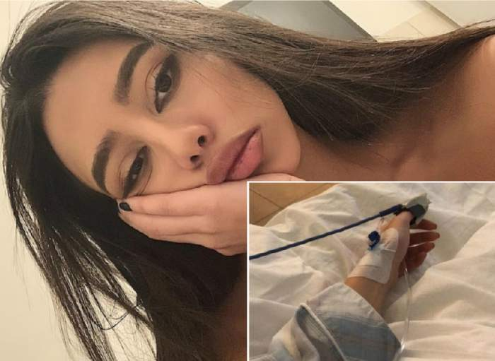 FOTO EXCLUSIV! Iubita lui Cătălin Botezatu, operată de urgenţă! Avem imaginile cu Monica Hill, la spital